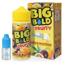 Mango Passion Shortfill E-Liquid by Big Bold 100ml