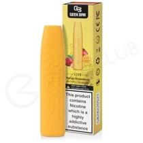 Mango Strawberry Geek Bar Lite Disposable Vape