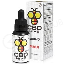 Maui Oral Drops by CBD Hive