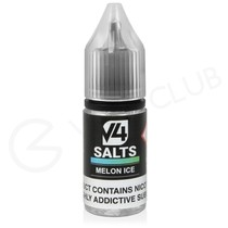 Melon Ice Nic Salt E-Liquid by V4 VAPOUR