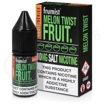 Melon Twist Nic Salt E-Liquid by Frumist Fruits