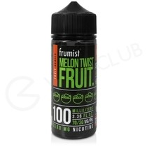 Melon Twist Shortfill E-Liquid by Frumist Fruits 100ml