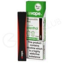 Menthol 88Vape Disposable Device