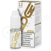 Menthol E-Liquid by Edge Elite