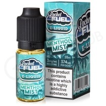 Menthol Mist E-Liquid by Pocket Fuel
