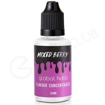 Mixed Berry Concentrate by Global Hubb