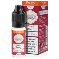 Mixed Berry E-Liquid by Dinner Lady 50/50