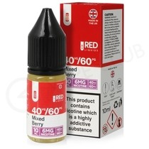 Mixed Berry E-Liquid by Red Liquid 40/60