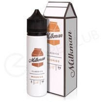 Moonies Shortfill E-Liquid by The Milkman 50ml