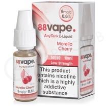 Morello Cherry E-Liquid by 88Vape Any Tank