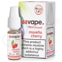 Morello Cherry E-Liquid by 88Vape