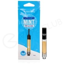 Moroccan Mint CBD Cartridge by Harmony