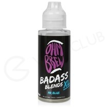 Mr Blue Shortfill E-Liquid by Ohm Brew Badass Blends XL 100ml