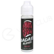 Mrs Red Shortfill E-Liquid by Ohm Brew Badass Blends 50ml
