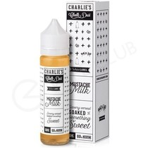 Mustache Milk E-Liquid by Charlie's Chalk Dust 50ml