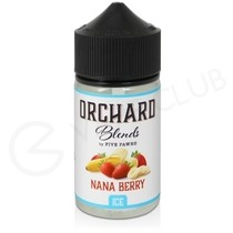 Nana Berry Ice Shortfill E-Liquid by Five Pawns Orchard Blends 50ml