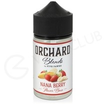 Nana Berry Shortfill E-Liquid by Five Pawns Orchard Blends 50ml