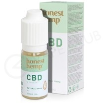Natural Hemp CBD E-Liquid by Honest Hemp