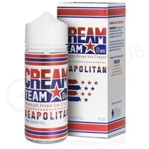 Neapolitan 100ml Shortfill by Cream Team