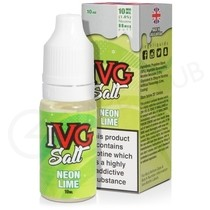 Neon Lime Salt E-Liquid by IVG