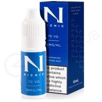 Nic Nic 70VG Nicotine Shot by Nic Nic