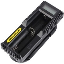 NiteCore UM10 Vape Battery Charger (Single Bay)