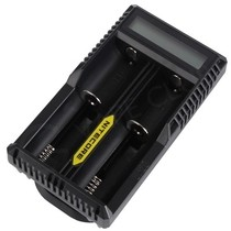 NiteCore UM20 Vape Battery Charger (Two Bay)