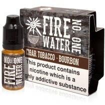 Firewater No. One E-Liquid by Manabush