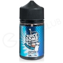 No Probllama 50ml Double Up Shortfill by Juice Bomb