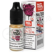 NS20, NS10 & NS5 Grape Vape Nic Salt E-Liquid by FAR