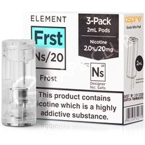 NS20 & NS10 Frost E-Liquid Pod by Element