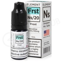 NS20, NS10 & NS5 Frost E-Liquid by Element