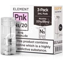 NS20 & NS10 Pink Lemonade E-Liquid Pod by Element