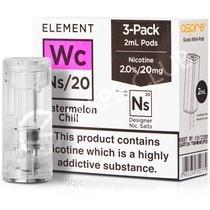 NS20 & NS10 Watermelon Chill E-Liquid Pod by Element