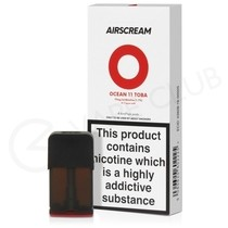 Ocean 11 Prefilled Pod by Airscream