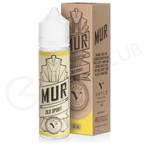Old Sport 50ml Shortfill by Mur