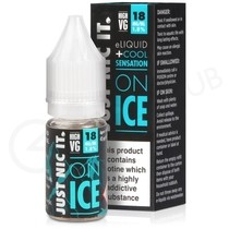 On Ice High VG Nicotine Booster Shot by Just Nic It