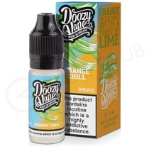Orange Chill eLiquid by Doozy Vape Co.