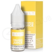 Orange Juice Nic Salt E-Liquid by Salt