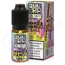 Orange Mango Chill E-Liquid by Double Drip