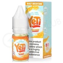 Orange Mango Nic Salt E-Liquid by Yeti