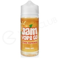 Orange Marmalade Shortfill E-Liquid by Jam Vape Co. 100ml