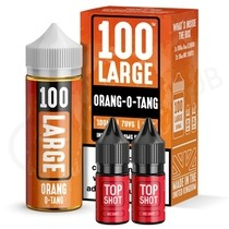 Orange-O-Tang Shortfill E-Liquid by 100 Large 100ml