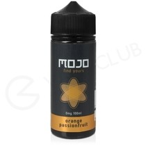 Orange Passionfruit Shortfill E-Liquid by Mojo 100ml