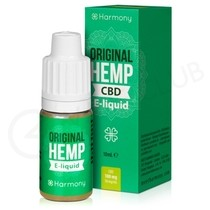 Original Hemp CBD eLiquid by Harmony Classics