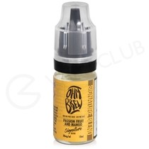 Passionfruit and Mango eLiquid by Ohm Brew Signature Series