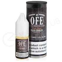 Peach Cobbler Main Street E-Liquid by OFE
