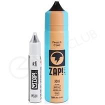 Peach Cola eLiquid by Zap Juice 50ml