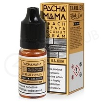 Peach, Papaya and Coconut Cream E-Liquid by Pacha Mama