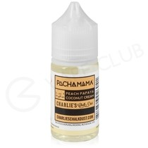 Peach, Papaya & Coconut Cream Flavour Concentrate by Pacha Mama